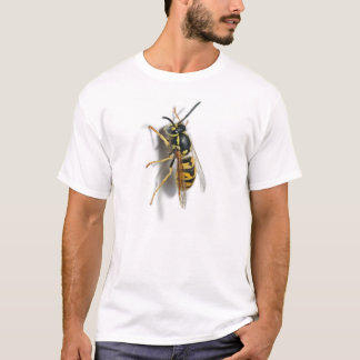 Giant Wasp Bee on T-Shirt