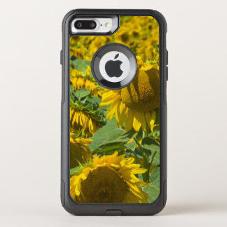Giant Yellow Sunflowers OtterBox Commuter iPhone 8 Plus/7 Plus Case