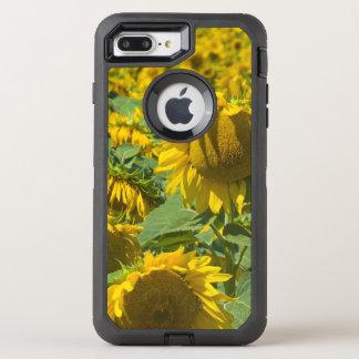 Giant Yellow Sunflowers OtterBox Defender iPhone 8 Plus/7 Plus Case