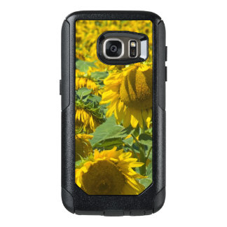 Giant Yellow Sunflowers OtterBox Samsung Galaxy S7 Case