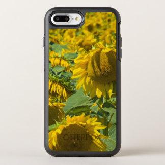 Giant Yellow Sunflowers OtterBox Symmetry iPhone 8 Plus/7 Plus Case