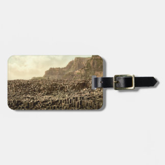 Giant's Causeway, County Antrim, Northern Ireland Luggage Tag