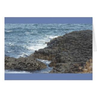 Giant's Causeway, Northern Ireland Card