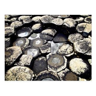 Giant's Causeway, Northern Ireland Postcard