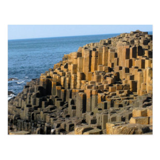 Giants Causeway - Northern Ireland - Postcard