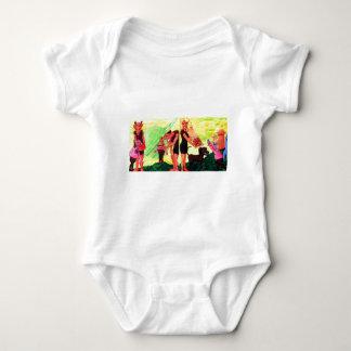 Giants on Triton Baby Bodysuit