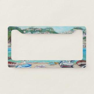 Giardini Naxos - License Plate Frame