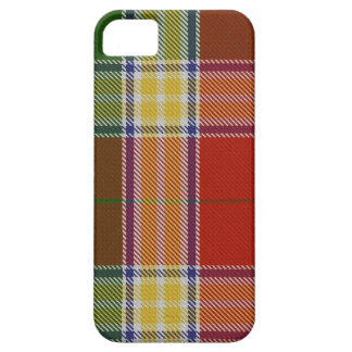 Gibbs/Gibson Tartan iPhone 5/5S Barely There Case