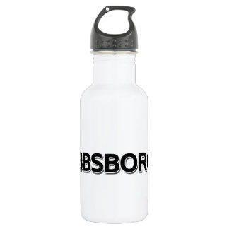 Gibbsboro, New Jersey 532 Ml Water Bottle