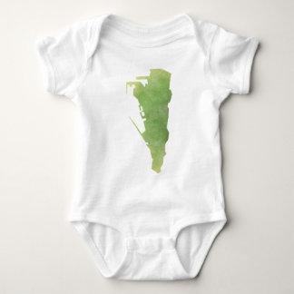 Gibraltar Baby Bodysuit