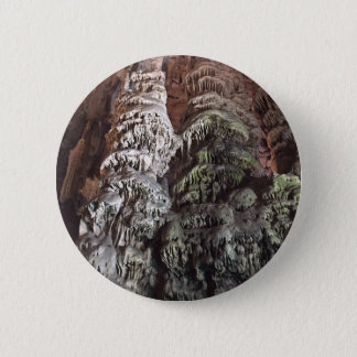 Gibraltar Caves 6 Cm Round Badge
