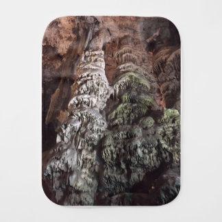 Gibraltar Caves Burp Cloth