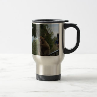 Gibraltar Caves St Michael's Cave Travel Mug