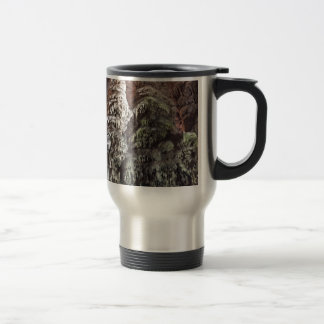 Gibraltar Caves Travel Mug