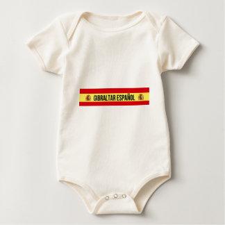 Gibraltar Español - Spanish Gibraltar Baby Bodysuit