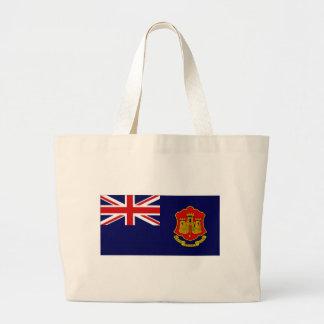 Gibraltar Government Ensign Tote Bag