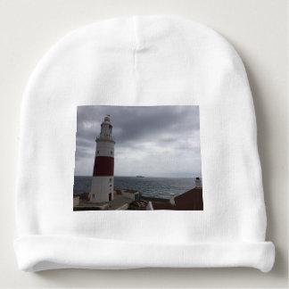 Gibraltar Lighthouse Baby Beanie