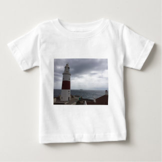 Gibraltar Lighthouse Baby T-Shirt