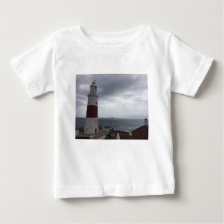 Gibraltar Lighthouse Baby T-Shirt