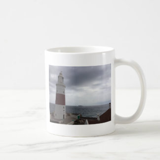 Gibraltar Lighthouse Coffee Mug