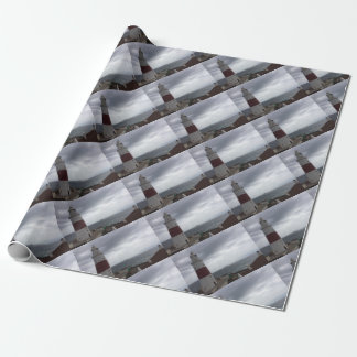 Gibraltar Lighthouse Wrapping Paper