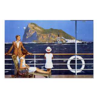 gibraltar poster FROM AS LOW AS 8.60