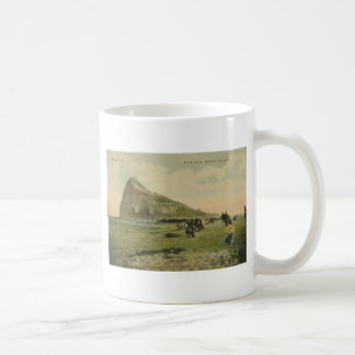 Gibraltar Rock From Neutral Ground, Vintage Coffee Mugs