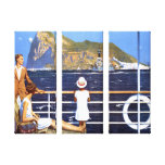 gibraltar three panel wrapped canvas gallery wrapped canvas