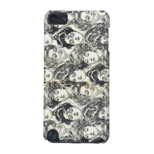 Gibson Girls by Charles Dana Gibson Circa 1902 iPod Touch 5G Cover