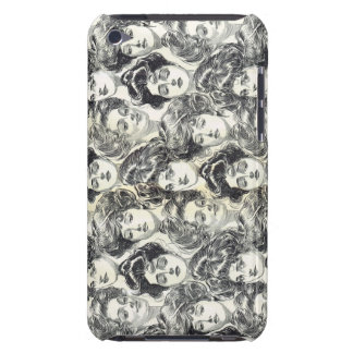 Gibson Girls by Charles Dana Gibson Circa 1902 iPod Case-Mate Cases