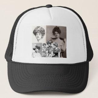 gibson girls trucker hat