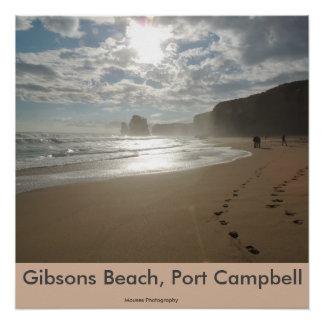 Gibsons Beach, Port Campbell