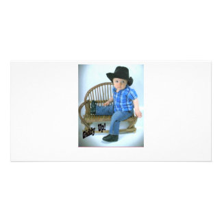 Giddy Up! Cards Picture Card