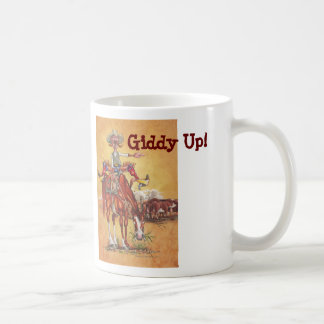 Giddy Up! Coffee Mug