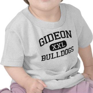 Gideon - Bulldogs - High School - Gideon Missouri Tshirt