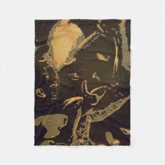 """""""Gideon"""" Fleece Blanket"""