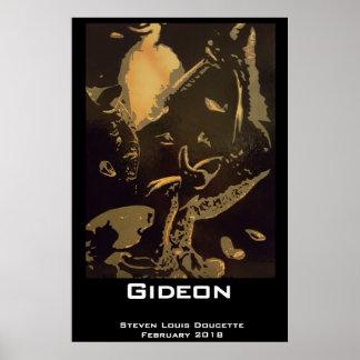 """Gideon"" Poster Print"