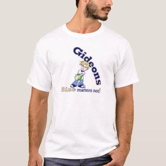 Gideons Frisbee Logo T-Shirt