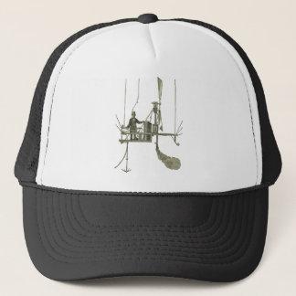 Giffard_-_Machine_à_vapeur_de_l'aérostat Trucker Hat