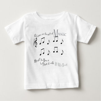 Gift Baby Jersey T-Shirt