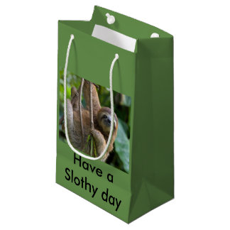 Gift bag for your sloths friends