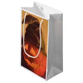 Gift bag - Jack-o-lantern
