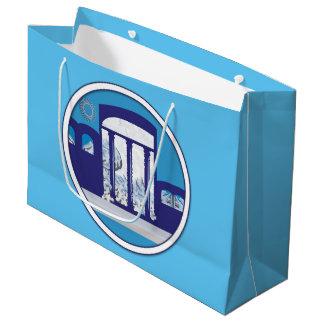 Gift Bag - Large MEDITERRANEAN DREAM LOGO Large Gift Bag