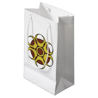Gift Bag - Small GRUNGE CIRCLE LOGO Small Gift Bag