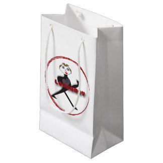 Gift Bag - Small LOVERBOY CIRCLE LOGO Small Gift Bag