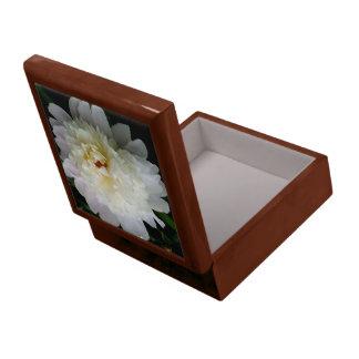 Gift Box, Double White Peony Gift Box