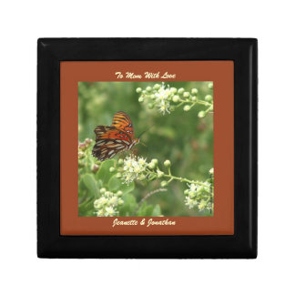 Gift Box Jewelry Box Mother s Day Butterfly