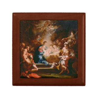 "GIFT BOX - Painting ""Adoration of the Shepherds."""