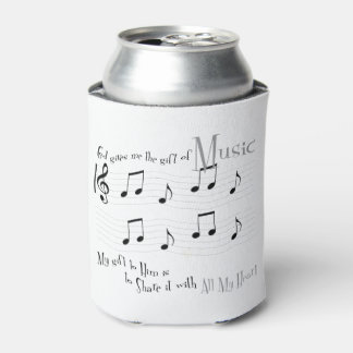 Gift Can Cooler