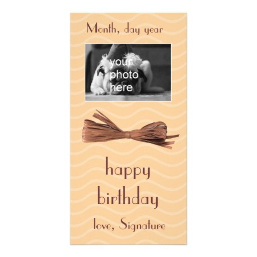 gift card all occasions photo cards